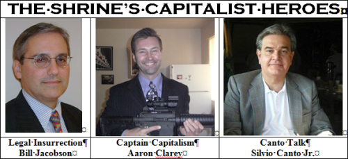 Capitalist Heroes 2012