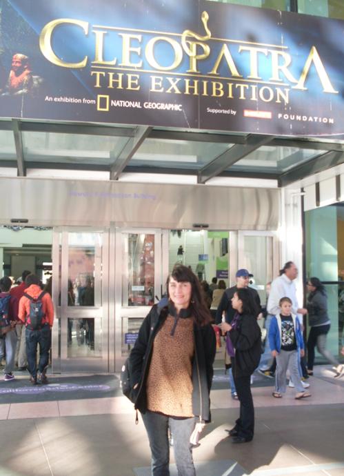 Cleopatra the exhibit