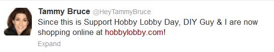 Tammy Bruce Tweet