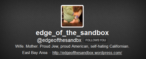 Edge of the Sandbox
