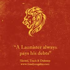 Lannister Always Pays their Debts 2