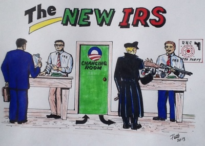The New IRS