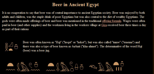 http://www.ancientegyptonline.co.uk/beer.html