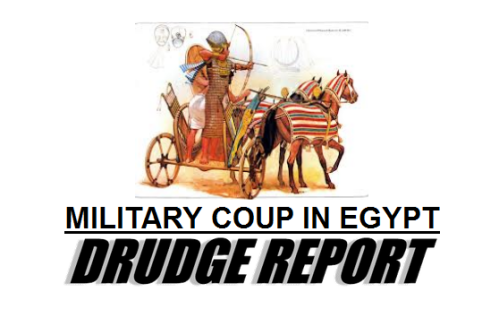 Why I love Matt Drudge