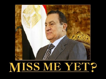 Mubarak Miss Me Yet