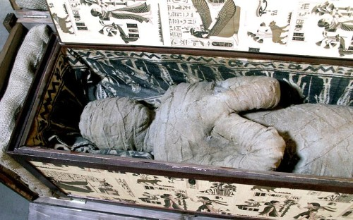 Mummy #01