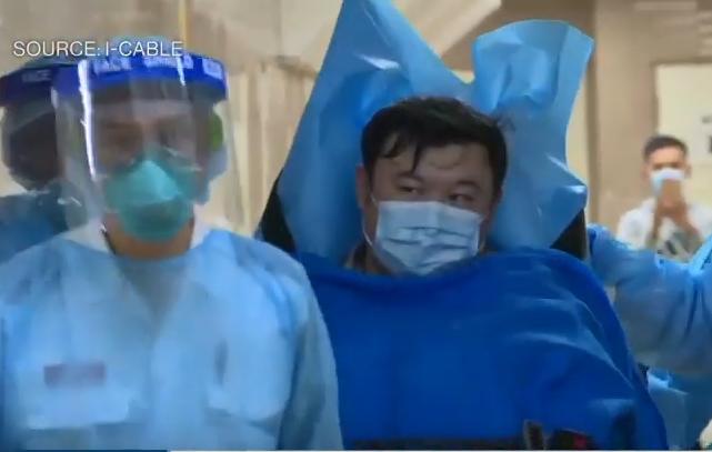 LI #07 Wuhan Coronavirus Patient